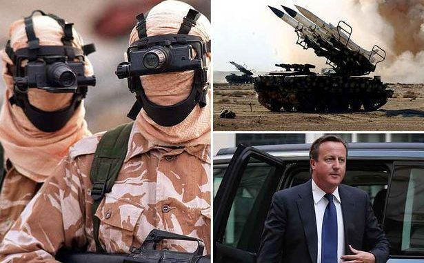 Is Britain preparing the UK public for war in Syria?