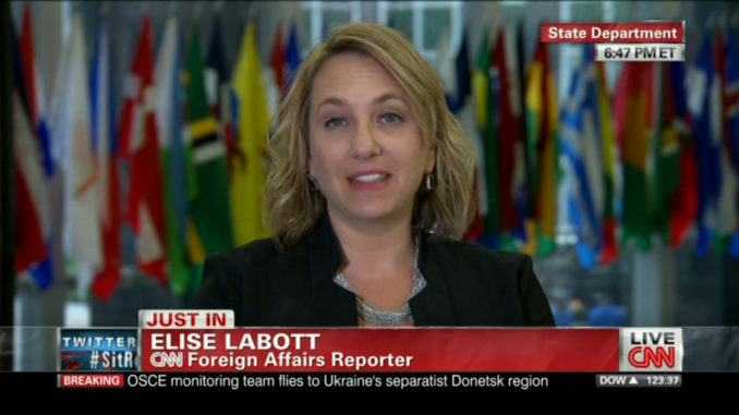 CNN reporters Elise Labott exposed as taking orders from the US State Department