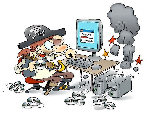 Czech software pirate