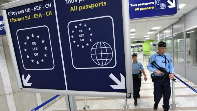 All travellers to Europe to be screened against terror watchlist
