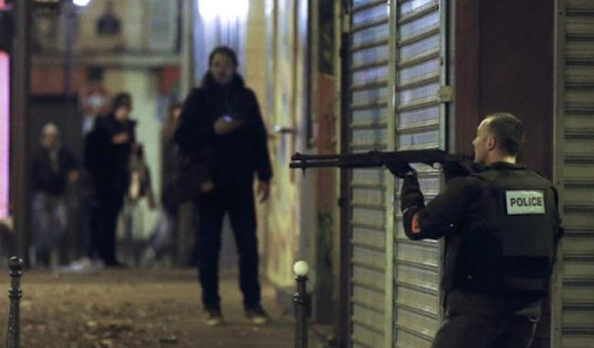 France have opted out of the Human Rights convention in the wake of the Paris attacks
