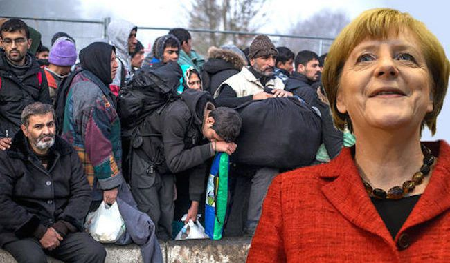 10 more million migrants coming to Europe, Germany warns