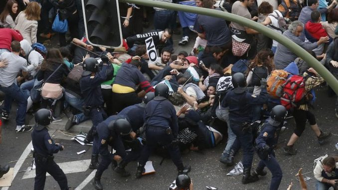 Riots in Germany as migrant crisis rolls on