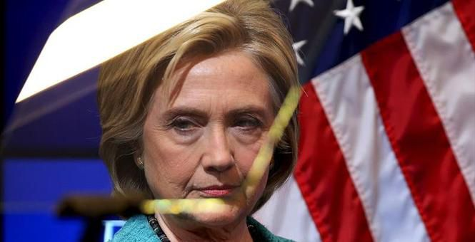Has presidential candidate Hillary Clinton been caught committing election fraud?