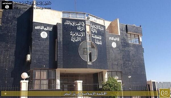 isis hq