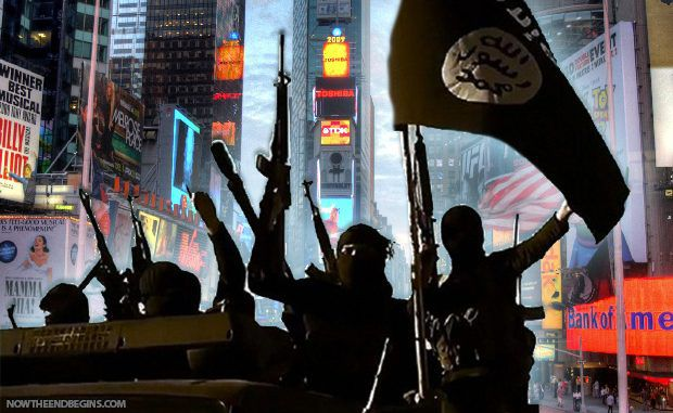 ISIS release a new video saying that Manhattan, New York is one of their next targets