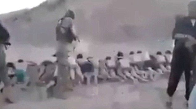 ISIS execute 200 Syrian children, a new horrific video shows
