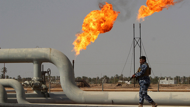 Israel receives stolen oil from ISIS