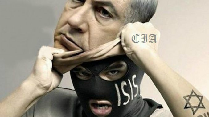 ISIS declare war on Palestine whilst remaining suspiciously quiet on Israel