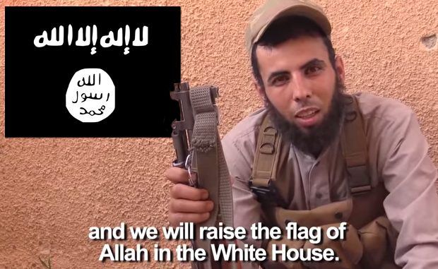 ISIS video says Washington D.C. is next on their hit list