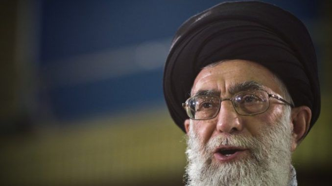 Iran's Supreme leader says Paris attacks and ISIS are creations of the US