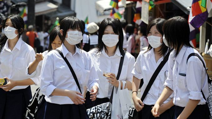 Japan have discovered a cure for flu, allowing them to eradicate the need for flu shots by the year 2018