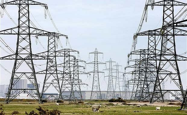 Britain risk blackouts across the country unless the National Grid get more power for peak times