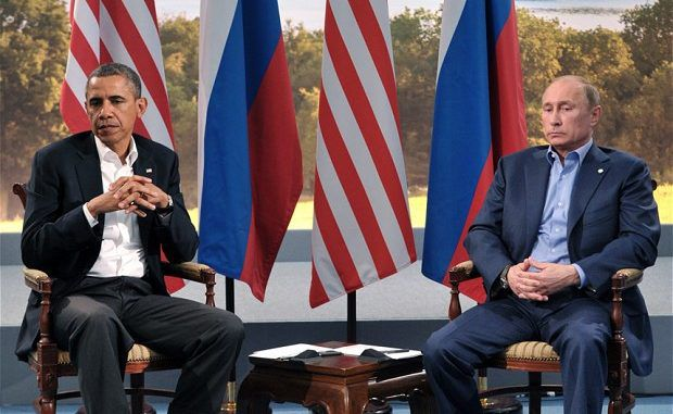 Obama plans on snubbing Russian president Vladimir Putin at the Paris Climate Change conference