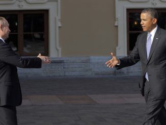 Putin and Obama hold secret closed door talks about the escalating tension between Turkey and Russia