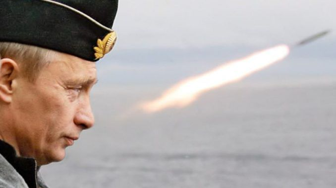 Putin says Russia can destroy America's missile defence systems