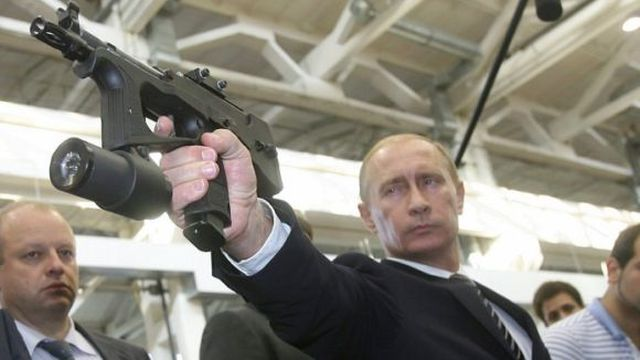 Putin vows to destroy Turkey's government and President