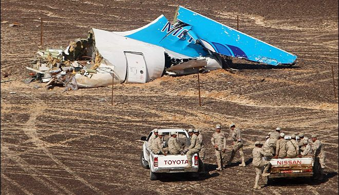 Russia say they have captured two CIA operative who masterminded the Sinai plane crash