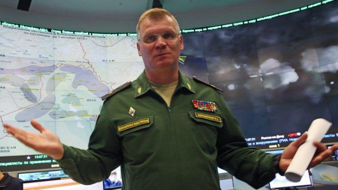 Russia accuse US of keeping ISIS facilities a state secret