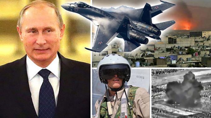 Russia is more determined than ever to hit ISIS aggressively following downing of Russian Su-24 jet by Turkey