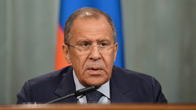 Russian Foreign Minister