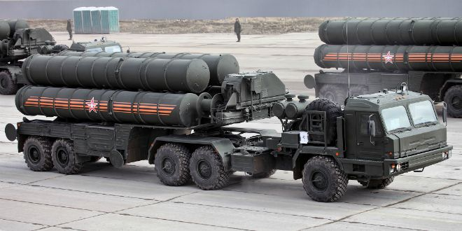 Turkish jets no longer fly over Syria following the arrival of Russian S-400 missiles