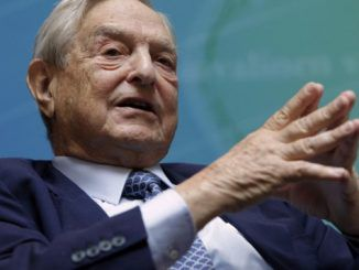 Russia says Soros Foundation poses a threat to national security