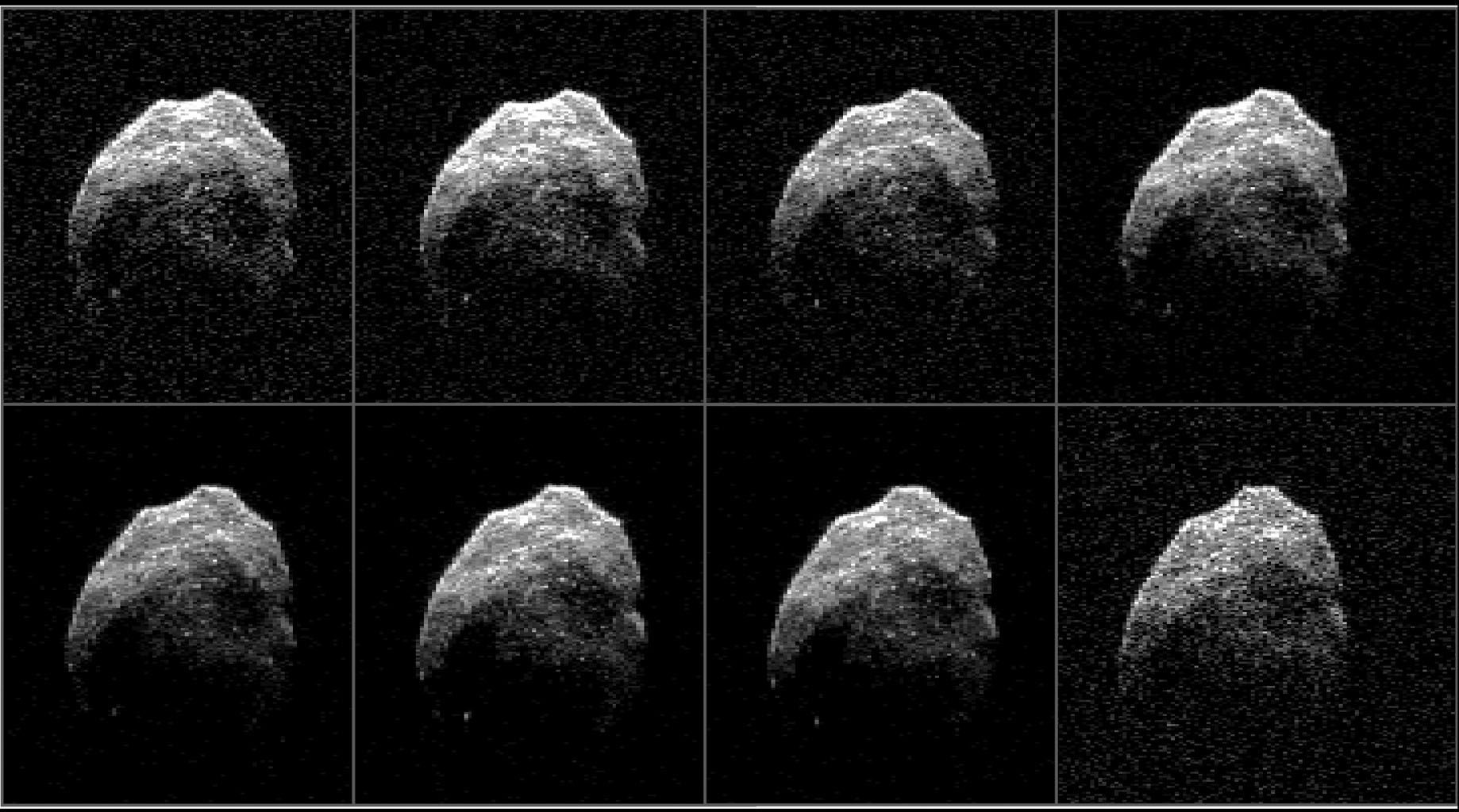 spooky asteroid