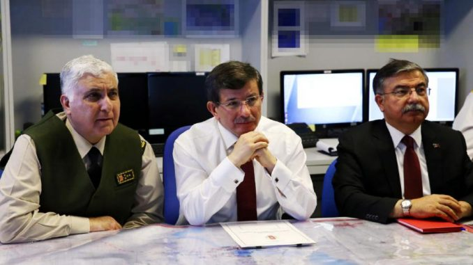Turkish Prime Minister Ahmet Davutoğlu revealed on Wednesday that he gave the order himself to shoot down the Russian jet