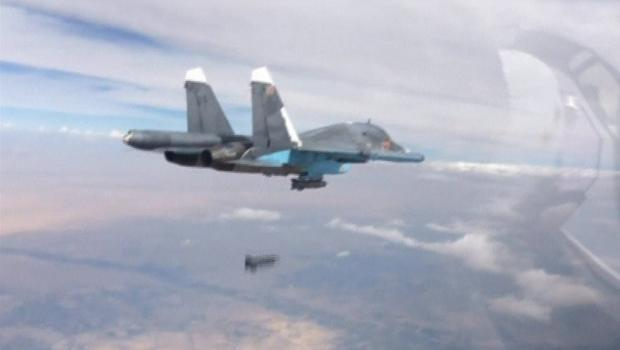 Russia, US perform military drills over Syria on Tuesday