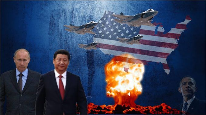 Is America preparing itself for World War 3?