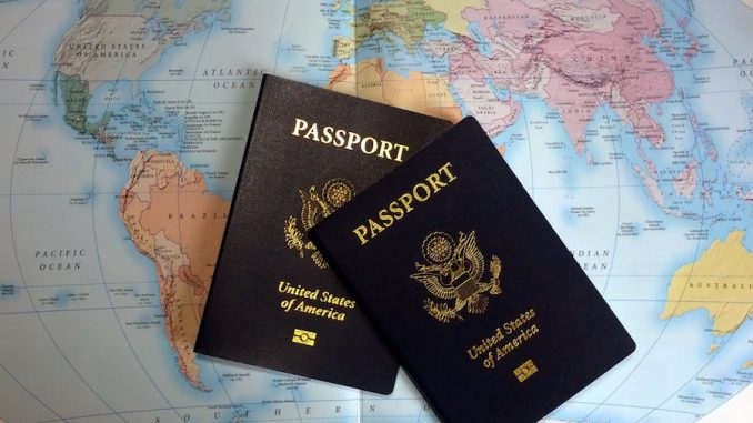 Congress pass law allowing passports to be seized for US citizens who have unpaid taxes