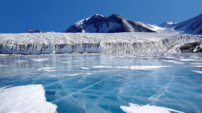 NASA say there is evidence that the ice in Antarctica is actually gaining more ice and not melting. Does this mean global warming is over?