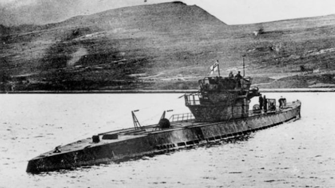 The wreck of a World War 2 Nazi submarine has been found washed up on the coast of Argentina this week which experts believe to be the remnants of a German U-boat.
