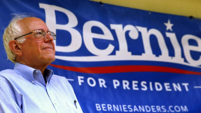Presidential candidate Bernie Sanders says that Monsanto threatened to sue CBS if he appeared on their network