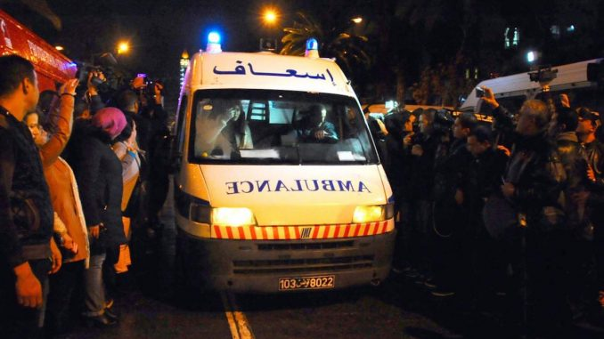 State of emergency declared in Tunisia after blast on the presidential bus kills 12