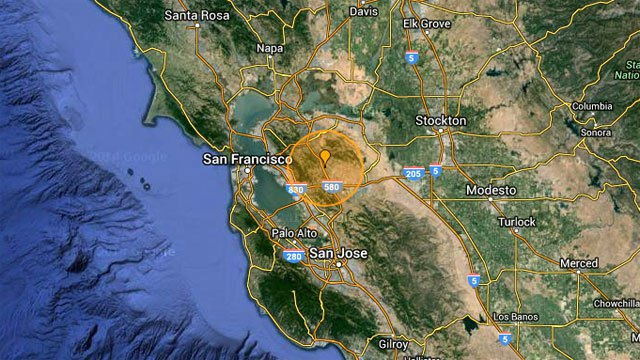600 'mini' earthquakes have been recorded in northern California in the last 2 weeks - is it a sign of the big one coming?