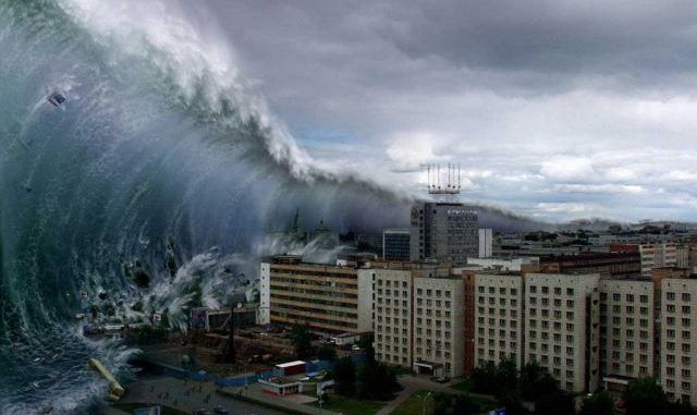 Chile may be about to get hit by a major earthquake and tsunami