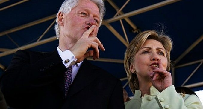 A man claiming to be a hitman for Bill and Hillary Clinton, reveals all