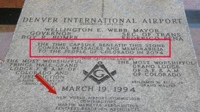 13 pictures of the mysterious Denver International Airport and its New World Order symbolism