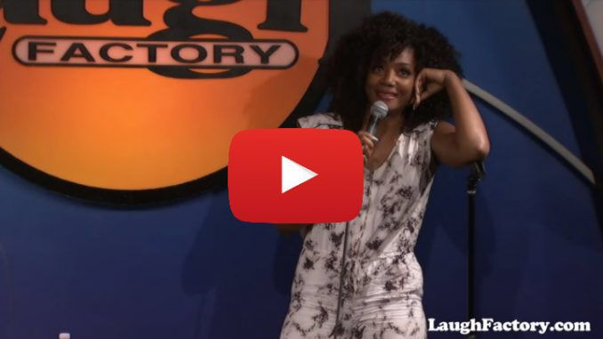 Hillary Clinton attempts to ban a comedy set at the Laugh Factory in Hollywood