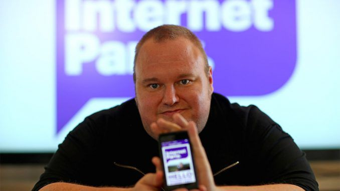 Kim Dotcom announced a new private internet which will be free from government surveillance
