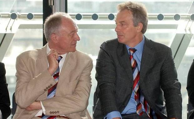 Ken Livingstone accuses former Prime Minister Tony Blair of allowing the 7/7 London bombings to take place