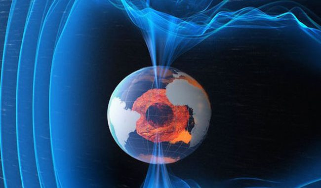 NASA have announced the Earth's magnetic poles are shifting, and it could have devastating consequences for humanity