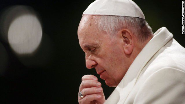 Pope Francis says that Christmas this year is pointless as the world is now fighting World War 3