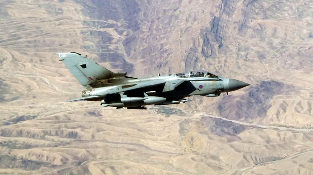 Britain Has Launched Deadly Bombing Raids On ISIS Since