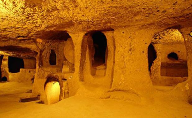 An Archeologist claims an underground 12,000 year old tunnel exists between Scotland and Turkey