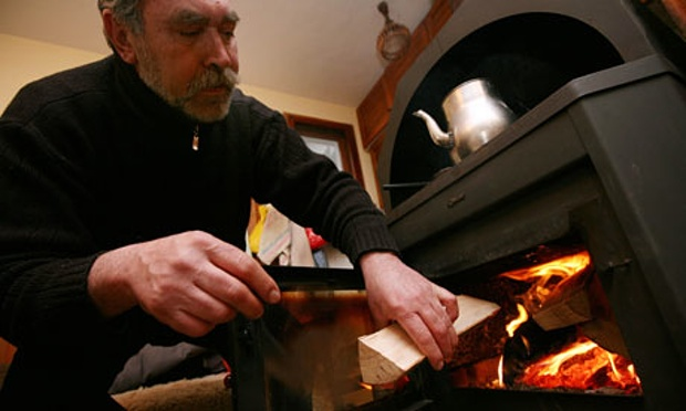 Heating your home with a wood burning heater/stove could soon be illegal in the US