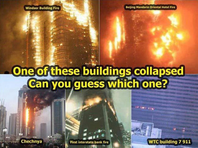 Hi-Rise structure fires engulfed