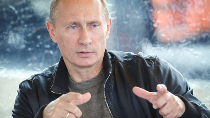 US analyst says that Americans love Russian President Vladimir Putin